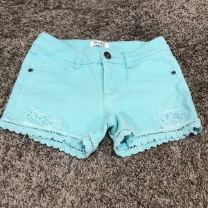 Girls Mudd shorts